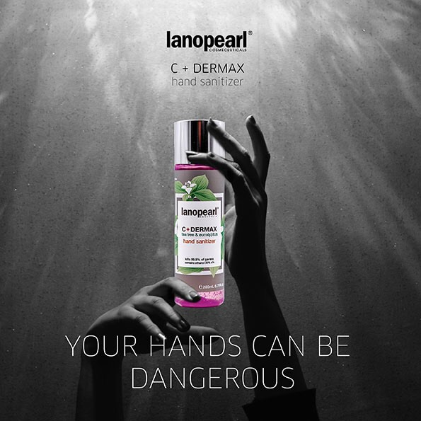 Lanapearl Hand Senitizer