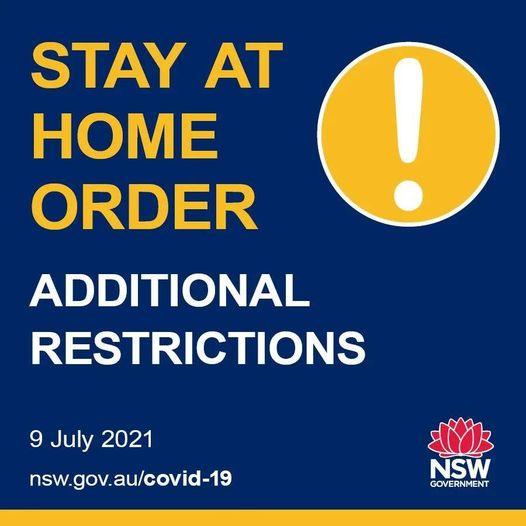 รัฐบาล NSW ได้ประกาศการเปลี่ยนแปลง
