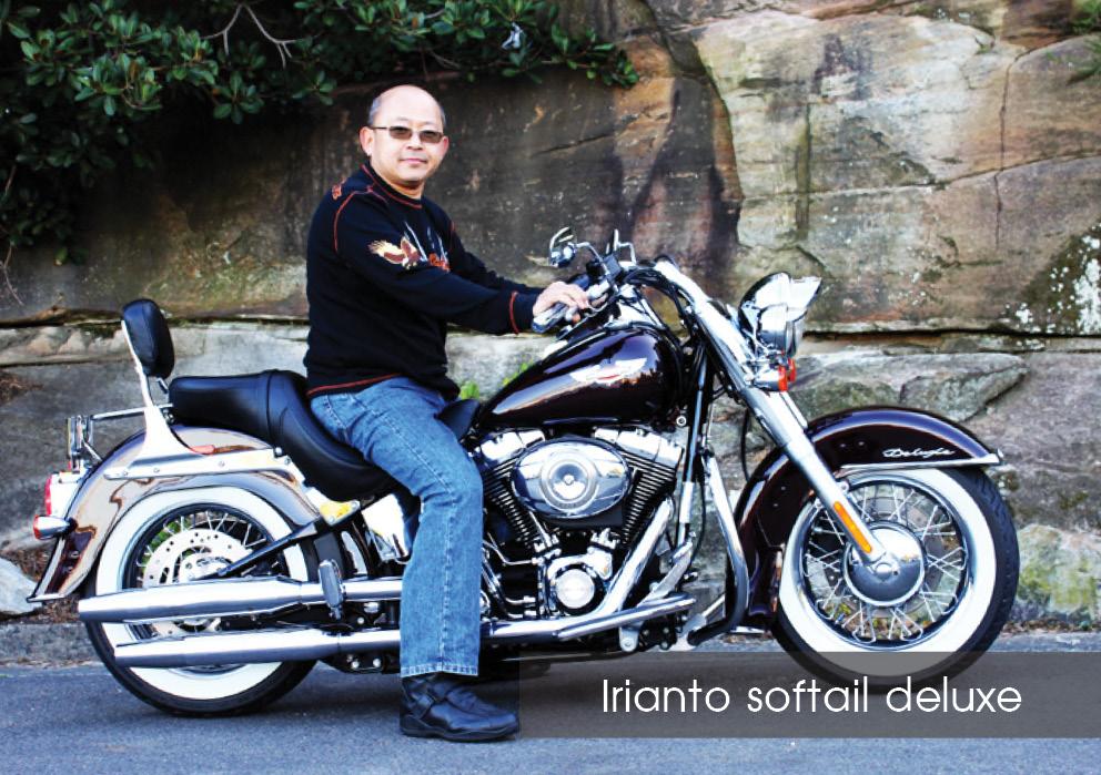 Irianto Harley Photo