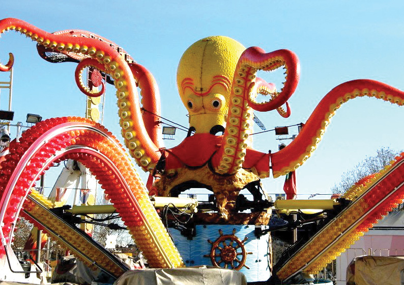 เที่ยว Luna Park สวนสนุก Landmark ของซิดนีย์