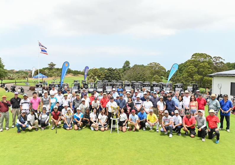 สมาคมกอล์ฟไทย แห่งออสเตรเลีย