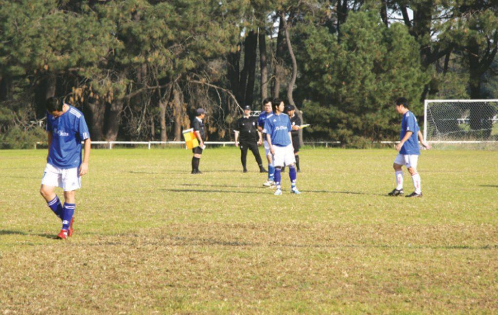 ทีมฟุตบอลคนไทยในซิดนี่ย์
